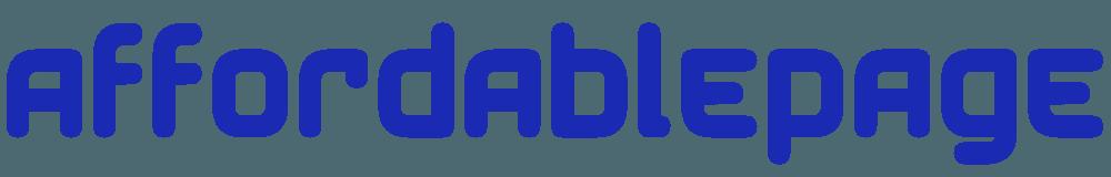 Affordablepage Logo