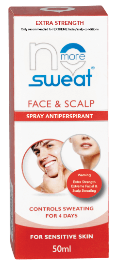 faceScalp antiperspirant