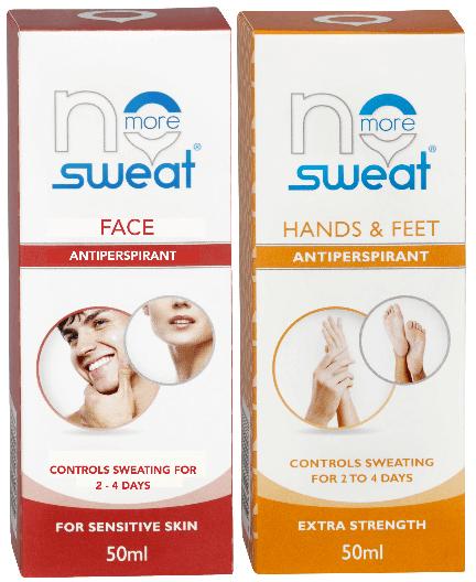 Face & Feet